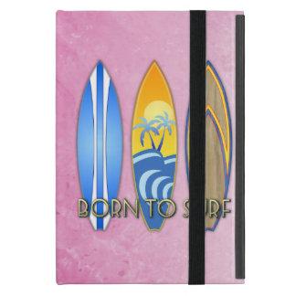Llevado practicar surf iPad mini protectores