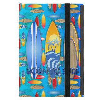 Llevado practicar surf iPad mini cárcasas