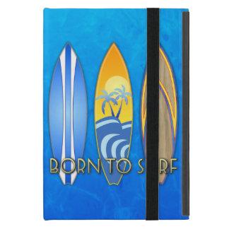 Llevado practicar surf iPad mini protector