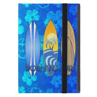 Llevado practicar surf iPad mini carcasa
