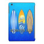 Llevado practicar surf fundas de iPad mini