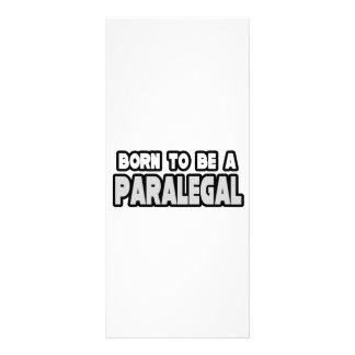 Llevado ser un Paralegal Lonas