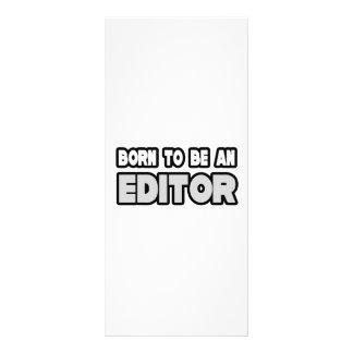 Llevado ser un redactor lona personalizada