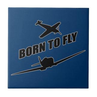 Llevado volar azulejo cuadrado pequeño