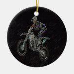Llevado volar ornaments para arbol de navidad