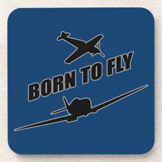 Llevado volar posavasos