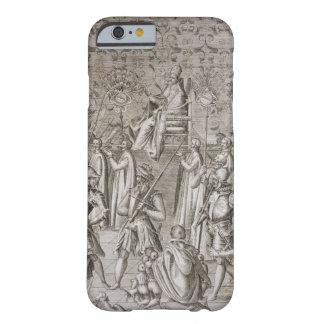 Llevan a papa Sixto V (1521-90) a la ceremonia Funda Barely There iPhone 6