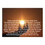 Llevar a cabo el Sun 1 Invitación Personalizada