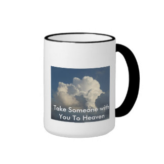 Lleve alguien con usted a la taza de café del