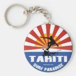 lleve claves Tahití Llavero Personalizado