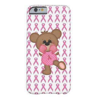 Lleve con el caso rosado del iPhone 6 de la cinta Funda Para iPhone 6 Barely There