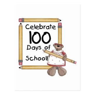 Lleve el 100o día de camisetas y de regalos de la postales
