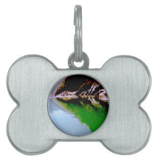 Lleve el río santo Ganga Himalaya de las Placa De Mascota