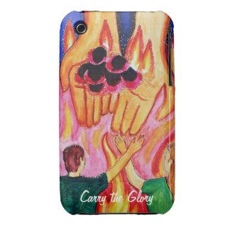 Lleve la caja del iPhone de la gloria Carcasa Para iPhone 3