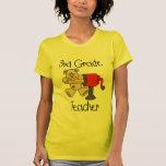 Lleve las 3ro camisetas y regalos del profesor del