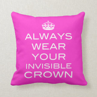 Lleve siempre su almohada invisible de la corona c