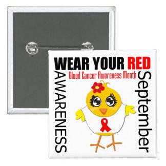 Lleve su mes rojo de la conciencia del cáncer de s pins