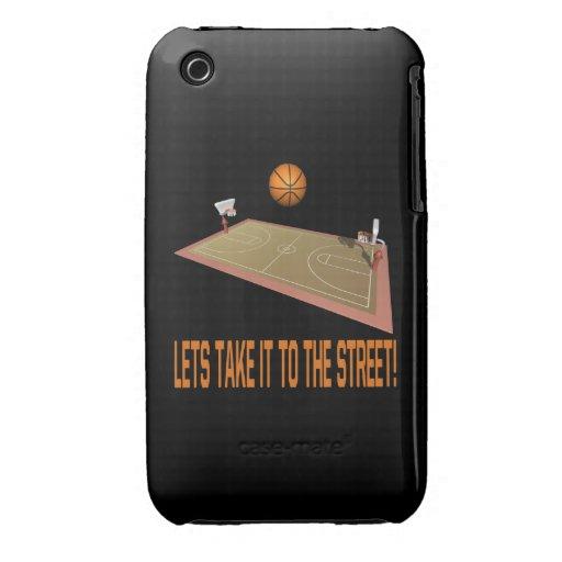 Llévelo la calle Case-Mate iPhone 3 cárcasas