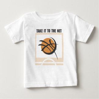 Llévelo las camisetas y los regalos netos playera