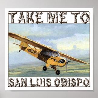 Lléveme a San Luis Obispo Póster