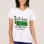 Llevo a la hermana verde de la cinta (retra) - camiseta