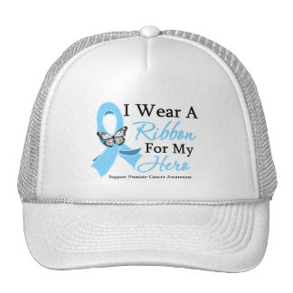 Llevo a un cáncer de próstata del HÉROE de la cint Gorro De Camionero