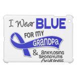 Llevo al abuelo azul 42 Spondylitis Ankylosing