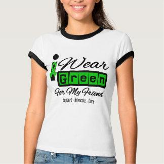 Llevo al amigo verde de la cinta (retra) - remera