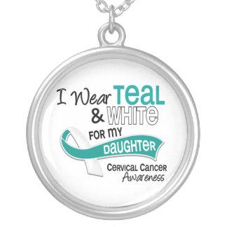 Llevo al cáncer de cuello del útero de la hija del joyerias