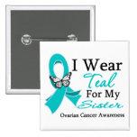 Llevo al cáncer ovárico de la hermana de la cinta  pins