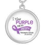 Llevo al cáncer pancreático de la abuela de la púr joyeria