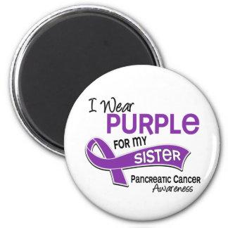 Llevo al cáncer pancreático de la hermana de la pú imán redondo 5 cm
