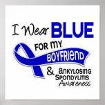 Llevo al novio azul 42 Spondylitis Ankylosing COMO Posters