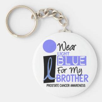 Llevo azul claro para mi PC de Brother 9 Llaveros