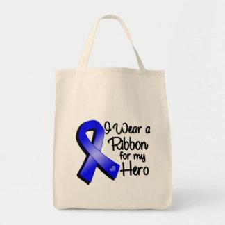 Llevo Blue Ribbon para mi héroe
