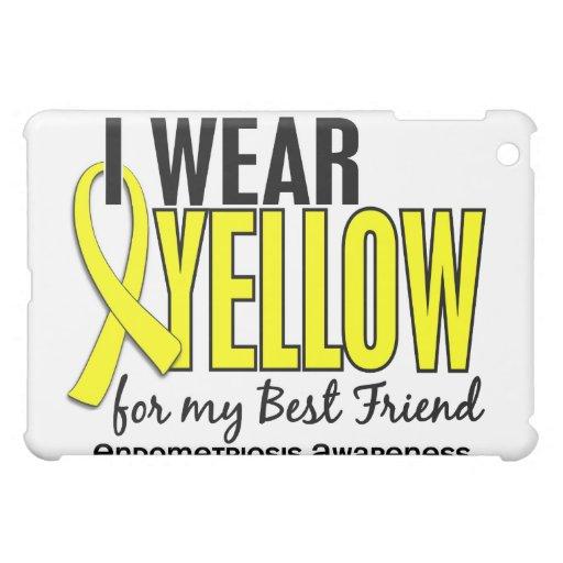 Llevo el amarillo para mi endometriosis del mejor
