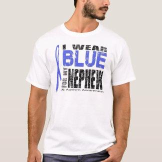 Llevo el azul para mi sobrino playera