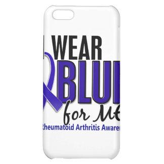 Llevo el azul yo RA de la artritis reumatoide