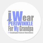 Llevo el bígaro para mi cáncer del esófago del abu etiqueta