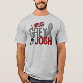 Llevo el gris para el #teamJOSH de Josh Playera