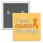 Llevo el naranja para mi nieta (la cinta anaranjad pin