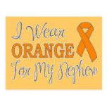 Llevo el naranja para mi sobrino (la cinta anaranj postales