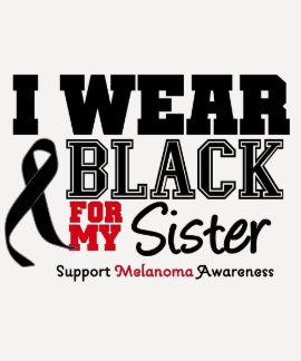 Llevo el negro para mi hermana remeras