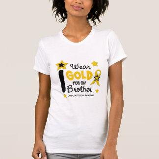 Llevo el oro para mi VERSIÓN de la ESTRELLA de Bro Camisetas