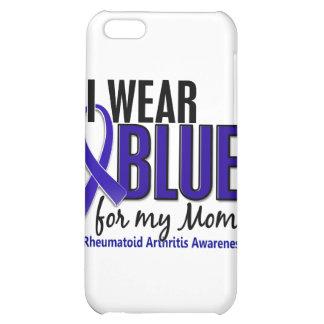 Llevo el RA azul de la artritis reumatoide de la m