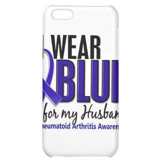 Llevo el RA azul de la artritis reumatoide del mar