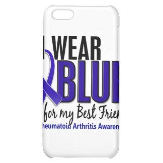 Llevo el RA azul de la artritis reumatoide del mej