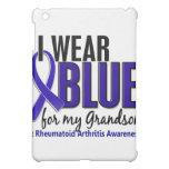 Llevo el RA azul de la artritis reumatoide del nie