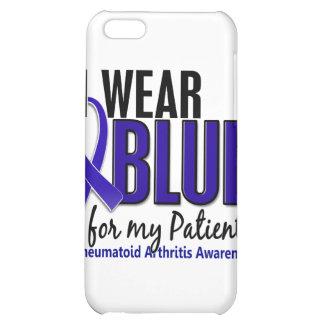 Llevo el RA azul de la artritis reumatoide Patient