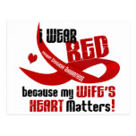 Llevo el rojo para mi esposa 33 postales